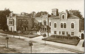 Pałac Pücklera jako siedziba Jugendhaus (Dom Młodzieży), l. 20. XX w.