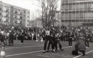 Telewizyjny Turniej Miast Bolesławiec-Sanok, 1986