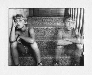 Schody, 1988 r.